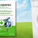 Anti-calcaire & Nettoyeur de résidus de lessive
