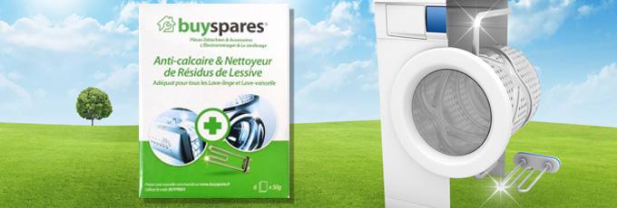 Détartrant machine à laver et lave-vaisselle